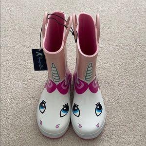 Rain boots. Size 13